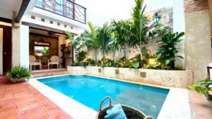 Cartagena bachelorette party accommodations
