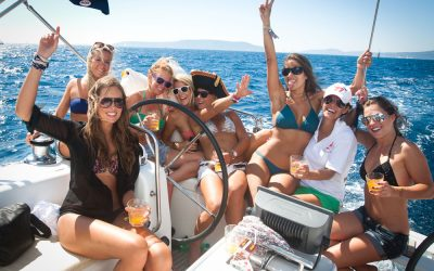 bachelorette party Cartagena